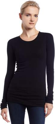 LAmade Women's Long Sleeve Thermal Tee