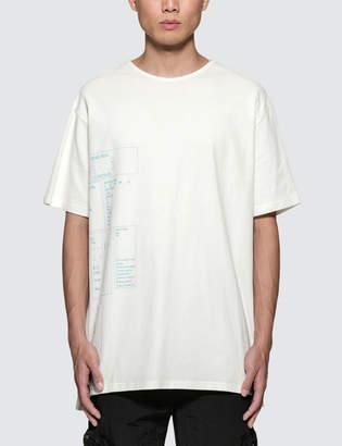 C2h4 Los Angeles Form S/S T-Shirt