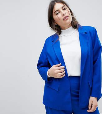 Fashion Union Plus Tailored Blazer Two-Piece
