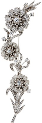 Joan Rivers Classics Collection Joan Rivers Private Collection Edwardian Style Flower Brooch