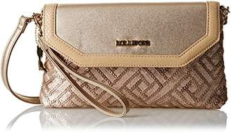 Lollipops Women 22283 Shoulder Bag Gold Size:
