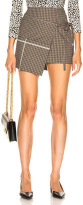 Sandy Liang Apron Skirt