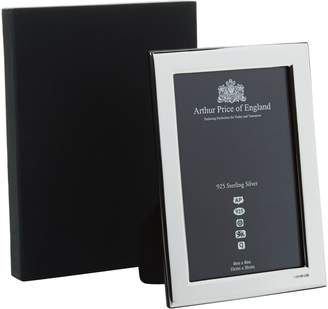 Arthur Price Of England Sterling Silver Photo Frame