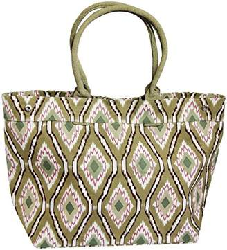 Indian Summer Ikat Tote
