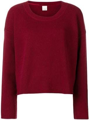 Pinko cut-out detail sweater