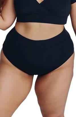 ALPINE BUTTERFLY Lover High Waist Bikini Bottoms