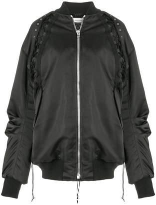 Faith Connexion oversized bomber jacket
