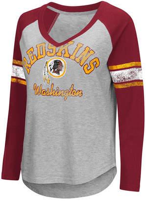 Redskins G-iii Sports Women Washington Sideline Long Sleeve T-Shirt