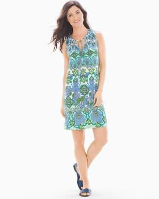 53d35732 at Soma Intimates · Maggy London London Times Collar Shirred Dress