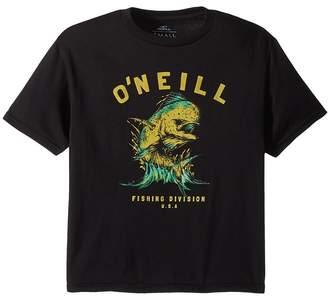 O'Neill Kids Free Spirit Short Sleeve Tee Boy's T Shirt