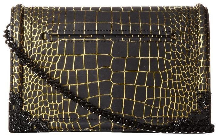 McQ 330584R1B86 1025 Simple Fold Cro Body Handbag