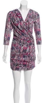 IRO Silk Print Jasmine Dress