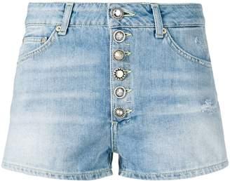 Dondup denim short shorts