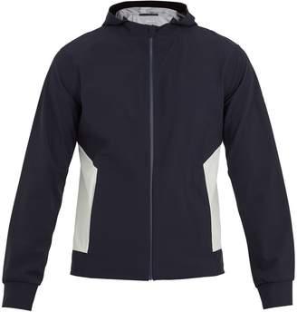 AEANCE Adaptive contrast-panel performance jacket