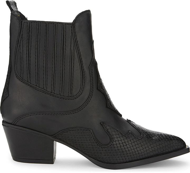 AldoALDO Twana leather ankle boots