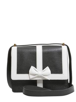 Moschino Crossbody Leather Bag