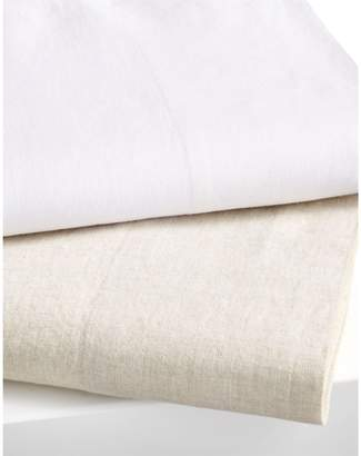 Hotel Collection Flax Linen Flat Sheet