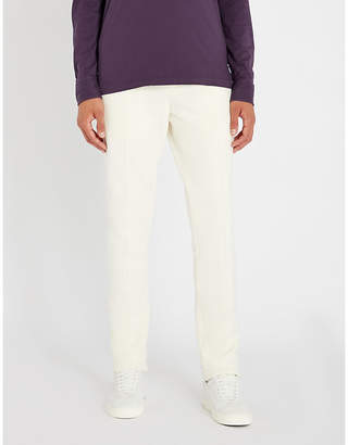 Ralph Lauren Purple Label Tennis cotton-blend jogging bottoms