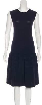 Akris Sleeveless Shift Dress