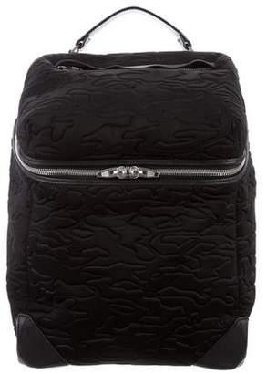 Alexander Wang Neoprene Small Embossed Wallie Backpack