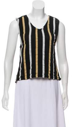 Ace&Jig Sleeveless Striped Top