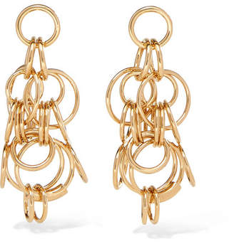 Chloé Reese Gold-tone Earrings