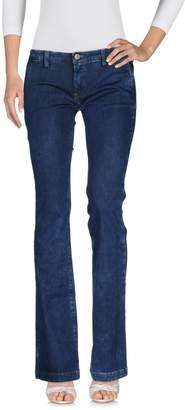 Care Label Denim pants - Item 42551142MC