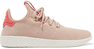 adidas Pharrell Williams Tennis Hu Primeknit Sneakers - Neutral
