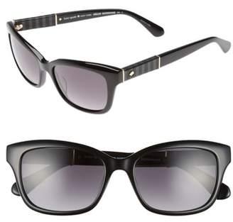 Kate Spade Johanna 2 53mm Gradient Sunglasses