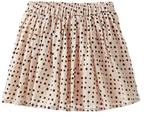 Gap Printed circle skirt