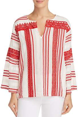 Joie Selbea Striped Tunic Top