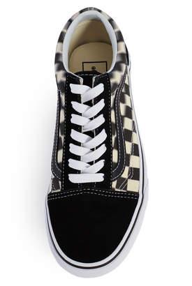 Vans Old Skool Blur Check Sneakers