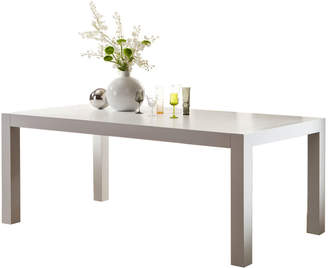 Cappellini Pacini e Strike Dining Table - Wenge