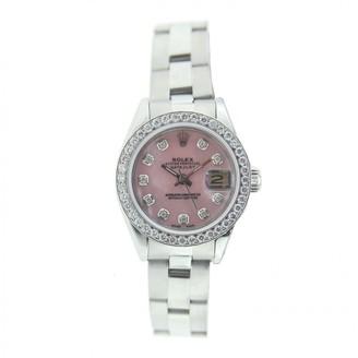 Rolex Lady DateJust 26mm Pink Steel Watches
