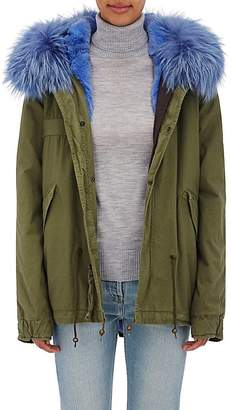 Mr & Mrs Italy Women's Fur-Trimmed & -Lined Parka