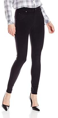Hue Women's Microfleece Leggings,S