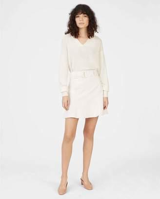 Club Monaco Louiza Denim Skirt