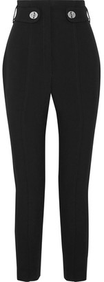 Proenza Schouler - Cady Skinny Pants - Black $895 thestylecure.com