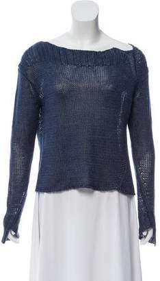 Brochu Walker Knit Bateau Sweater