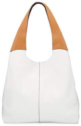Hayward Grand Two-Tone Shopper Tote Bag