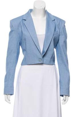 Barbara Bui Structured Denim Jacket