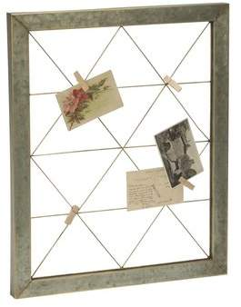 Bungalow Rose Froelich Decorative Note and Photo Picture Frame