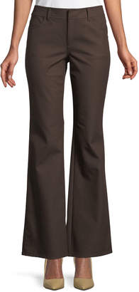 Lafayette 148 New York Five-Pocket Flare Jeans