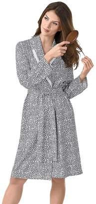 Creation L Leopard Print Dressing Gown
