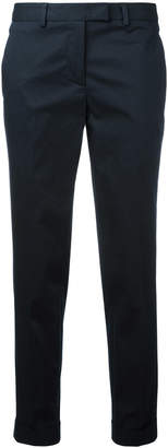 Alberto Biani cropped chino trousers