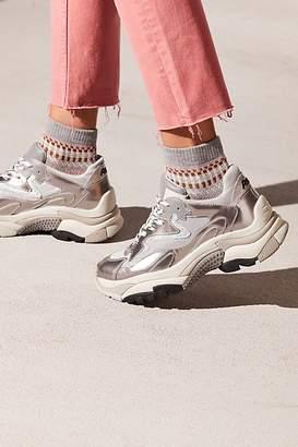Ash Silver Miles Sneaker