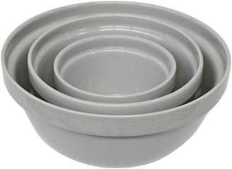 Casafina Fattoria Stoneware Mixing Bowls (Set of 3)