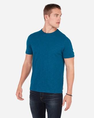 Express Slub Crew Neck T-Shirt