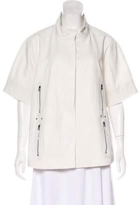 84562a0c6e Emporio Armani Short Sleeve Women's Jackets - ShopStyle