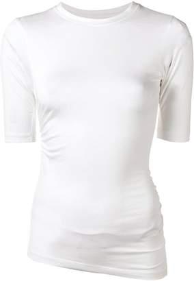 Jacquemus half sleeve top